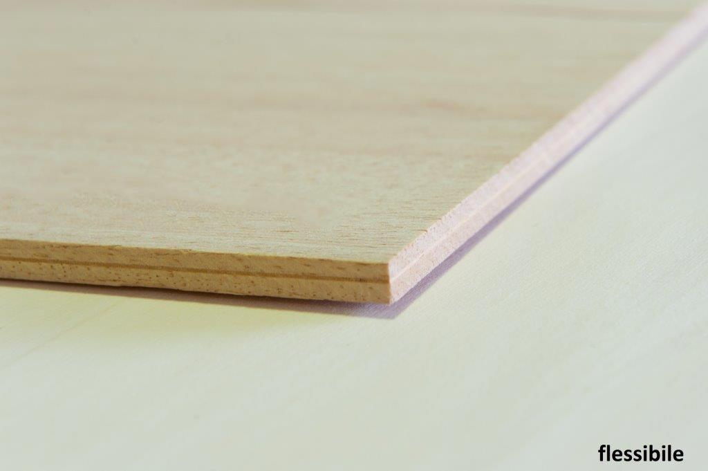 Pannelli multistrati flessibile