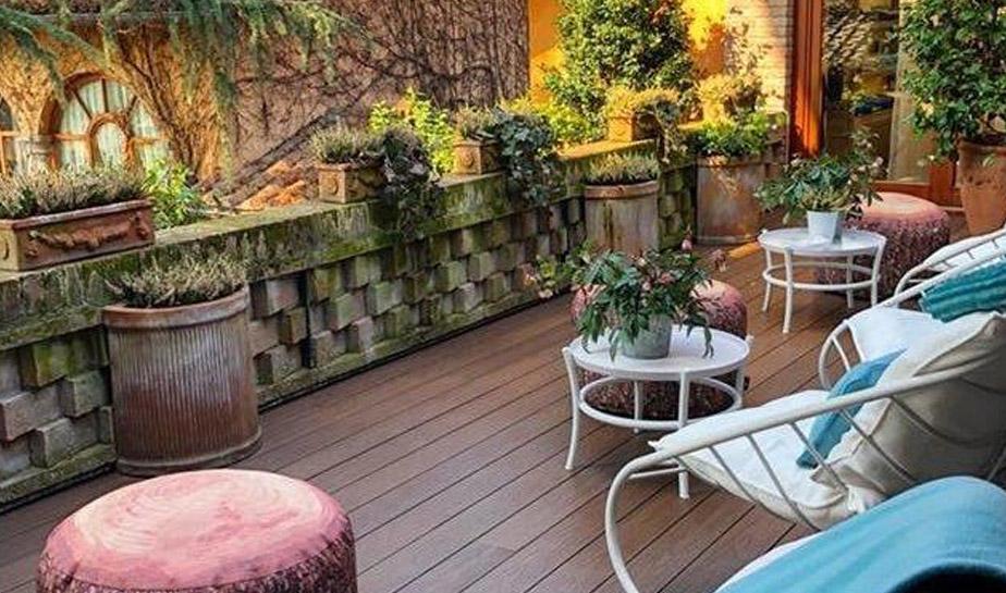 Pavimenti per esterno in legno e pvc a bergamo e brescia